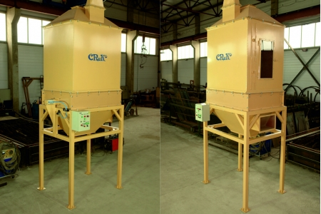 Production of pellets coolers of new generation